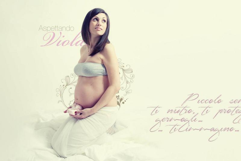 foto gravidanza maternita